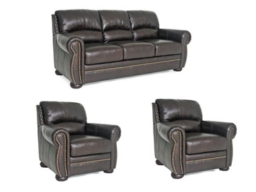 BECK Sofa and Two Chairs