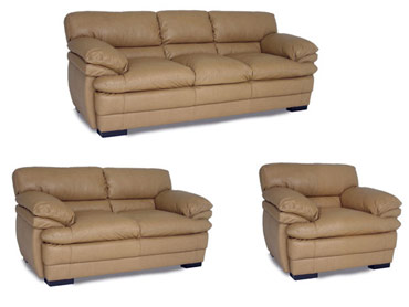 DAL Sofa Loveseat and Chair