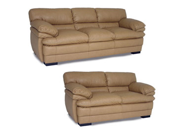DAL Sofa and Loveseat