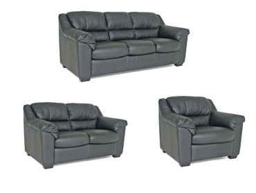 JOH Sofa Loveseat and Chair