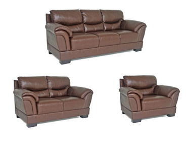 RIL Sofa, Loveseat and Chair