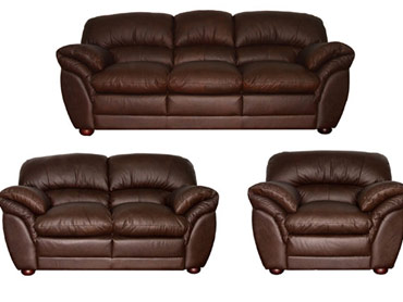 STJ Sofa, Loveseat and Chair